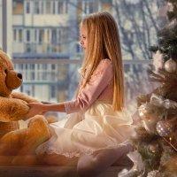 Новогодняя сказка :: Наталья Мячикова