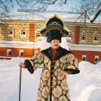 боярин :: Дмитрий Солоненко