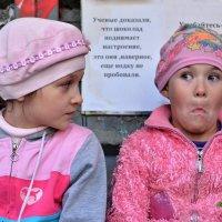 Да ладно?! :: Лариса Красноперова