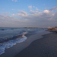 The Box - пляж эмоций. Там утро начиналось так... :: Александр Резуненко