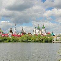 Москва. :: Ольга Зубова