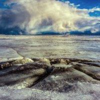 Камни под льдом :: Дмитрий Рутковский