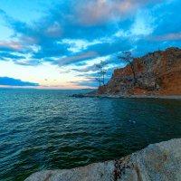 Сумерки на Малом Море :: Анатолий Иргл