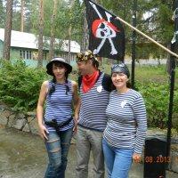 Пираты, век воли не видать :: Сергей Антипин