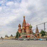 Красная Москва :: dragonflight78.klimov