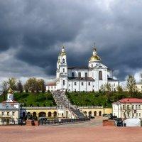 Свято-Успенский кафедральный собор в Витебске :: Ирина Никифорова