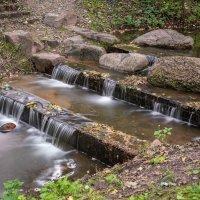 Водопадики в Дроздах :: Pavel Shardyko