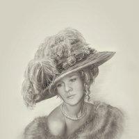 Портрет :: Татьяна Решецкая