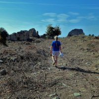 На древней земле античного Сиде... :: Sergey Gordoff