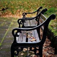 одинокая скамейка :: Lanna