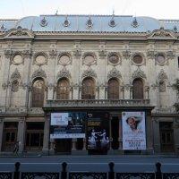 Театр Руставели :: Наталья Джикидзе (Берёзина)