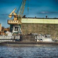 Питер лодка после ремонта :: Юрий Плеханов
