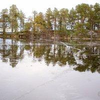 Первый лед :: Роман Дудкин