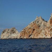 горы в море :: андрей шилов