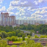 Мне сверху видно... :: Александр Бабаев