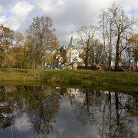 Осень в Федоровском городке. :: Татьяна Петранова