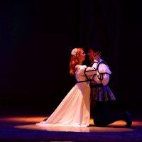 Нет повести печальнее на свете, чем повесть о Ромео и Джульетте :: Татьяна Евдокимова