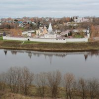 Г Старица,Святоуспенский монастырь :: ninell nikitina