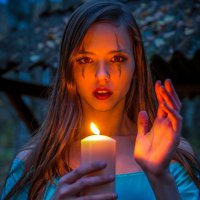 Пока горит свеча :: Игорь