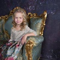 Фотосессия для журнала KidsFamilyClub :: Анастасия Грошева
