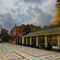 Изумрудная пагода (Сун У Пон Ния Шин) :: Владимир