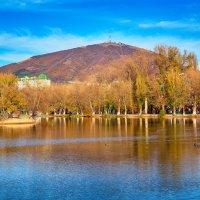Пятигорское озеро :: Николай Николенко