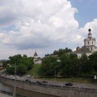 Андроников монастырь :: Анна Воробьева