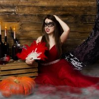 Вампир :: Марина Кулымова