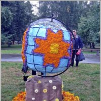 Глобус Удмуртии - Рыжий фестиваль, Ижевск Сентябрь 2017 :: muh5257