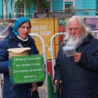 Строители. :: Александр Бабаев