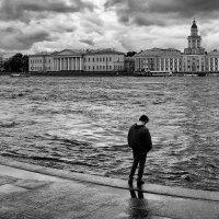 Одиночество в большом городе :: Оксана Лада