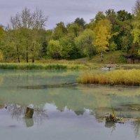 Серное озеро. :: Алекс Б-в