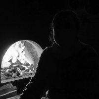 Портрет с огоньком :: M Marikfoto