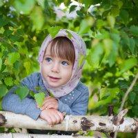 Внучка :: Александр Шарапов
