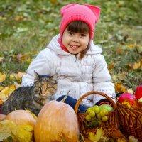Осенний натюрморт) :: Лилия Масло