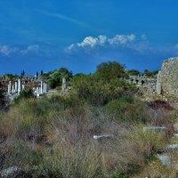 Античный пейзаж... :: Sergey Gordoff