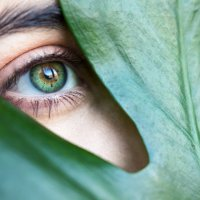Невероятный цвет глаз :: Марина