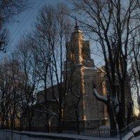 Любавичи, церковь Успения Пресвятой Богородицы 1725-1775гг :: Aleksandr Ivanov67 Иванов