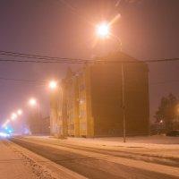 Затерянный в зимнем тумане :: Дмитрий Костоусов