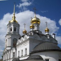 Церковь Спаса Преображение. Нижний Новгород :: Николай O.D.