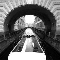 Зимняя канавка... :: tipchik
