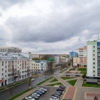 Экскурсия по осеннему Саранску 4 :: Евгений Ломтев