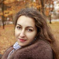 В парке :: Татьяна Баценкова
