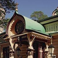 Врата в  храм :: Nikolay Monahov
