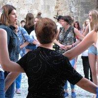 Танцуем по-гречески :: Tanja Gerster