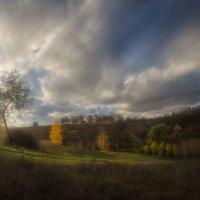 Уходит  осень…медленно, красиво… оставив напоследок – тихий  вздох… :: Лидия Цапко