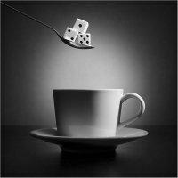 Чашка кофе на удачу :: Виктория Иванова