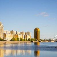 Астана. Набережная :: Sergey Prussakov