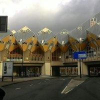 Роттердам, кубические дома :: IURII