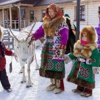 Национальный колорит. Ханты :: Дмитрий Сиялов